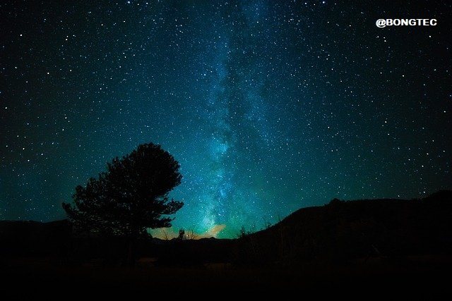 The beauty of milky way  https://bong-tec.in/2021/01/why-is-the-milky-way-named-the-milky-way-an-amazing-story/