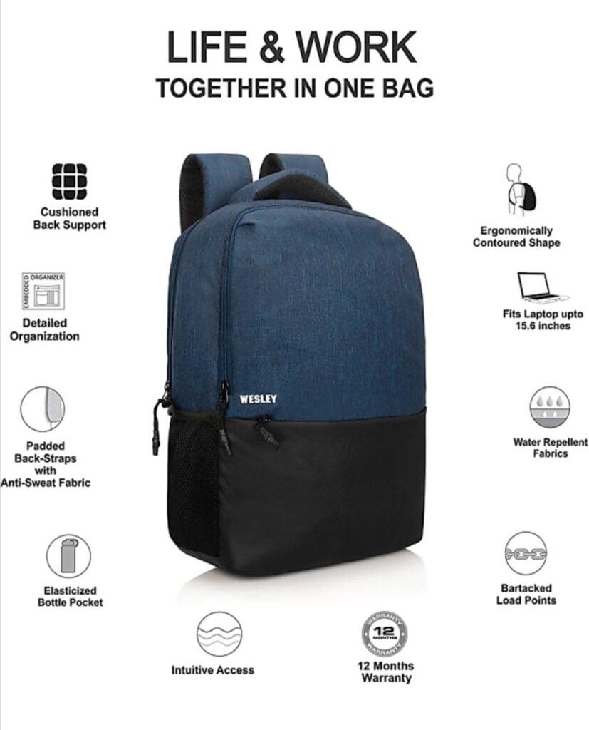 Wesley Milestone 2.0 30L laptop bag